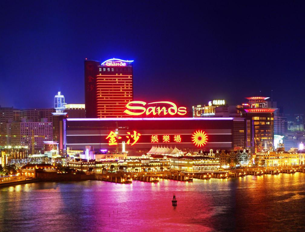 Sands Macau, Macau, China